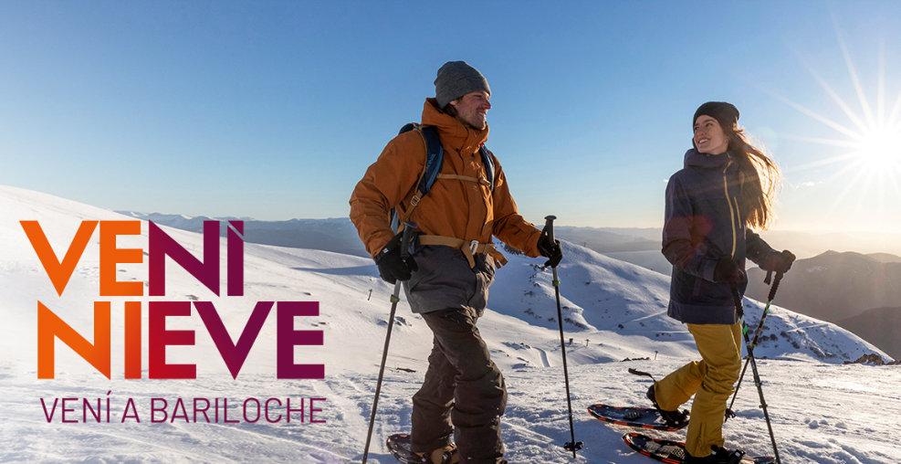 A pesar del coronavirus, Bariloche lanzó una propuesta digital para disfrutar de sus atractivos de nieve
