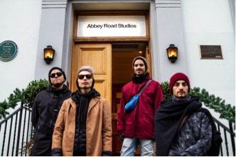 """PUM La banda ganadora de la sexta edición de """"Camino a Abbey Road"""" presenta su nuevo single: """"Nunca cambió"""""""