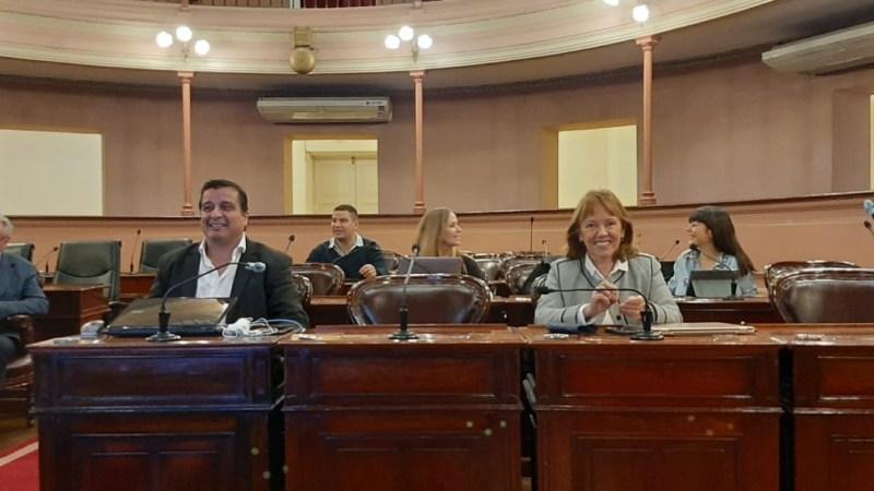 Repudio a la actitud «mezquina» de la oposición en el Senado