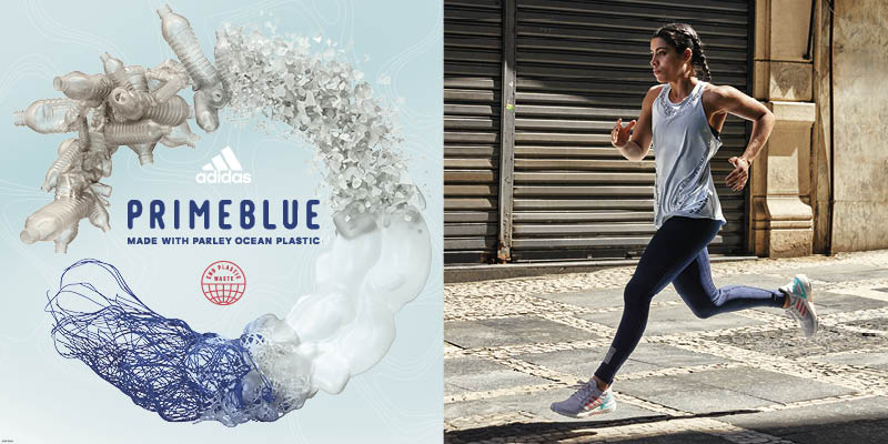 Adidas presenta su nueva colección PRIMEBLUE y nuevas soluciones de productos más sostenibles en 2020