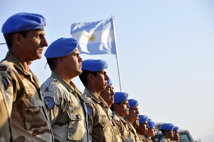 Por la pandemia, Aerolíneas Argentinas realizará dos vuelos a Chipre para trasladar Cascos Azules