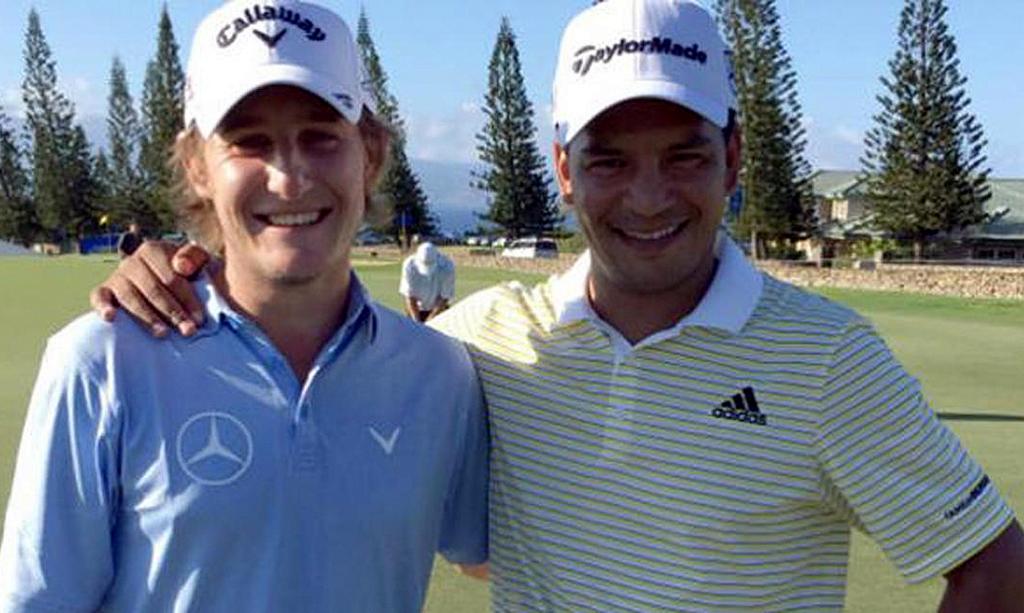 Los golfistas Fabián Gómez y Emiliano Grillo no superaron el corte en Ohio