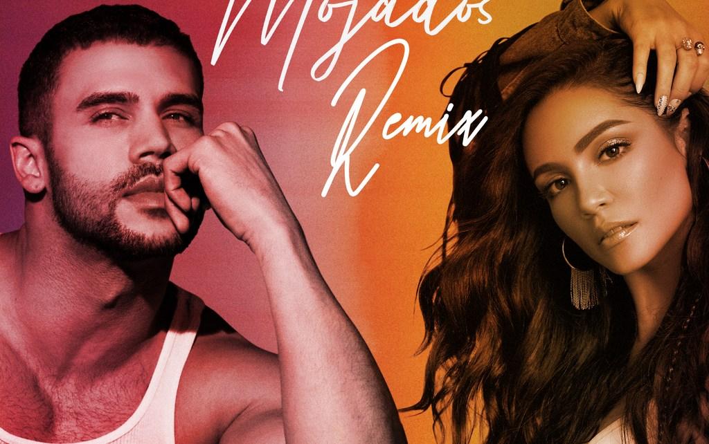 Willie Gomez, Sharlene - Mojados Remix