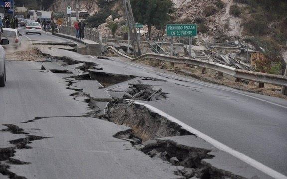 Sepa cómo prepararse para un terremoto