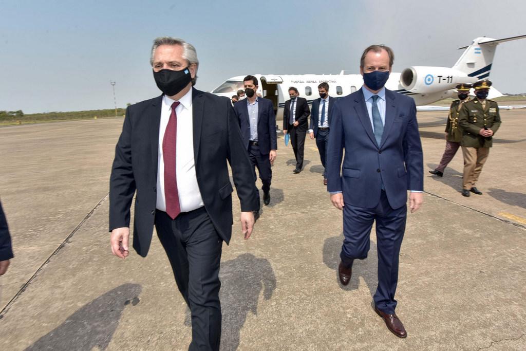 Alberto Fernández llamó a «dejar de lado los debates estériles» para trabajar por los argentinos