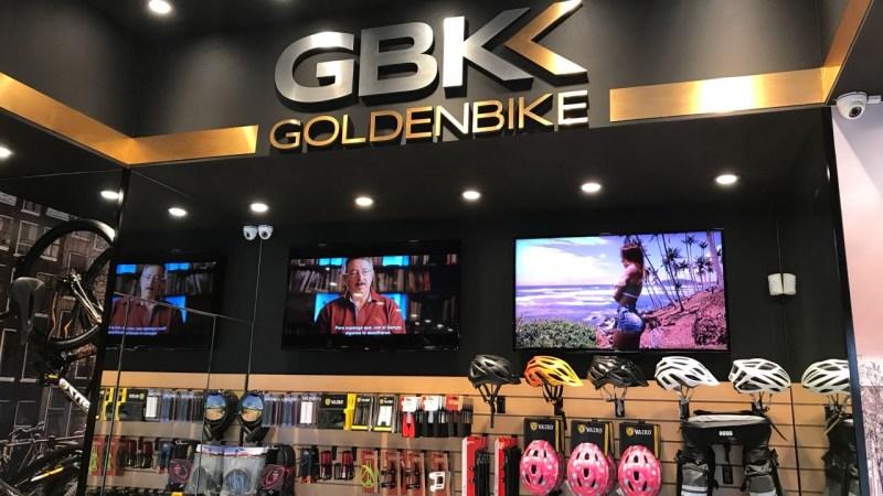 """Goldenbike bajo concepto """"one-stop-shop"""" es el proveedor de los ciclistas mas exigentes"""
