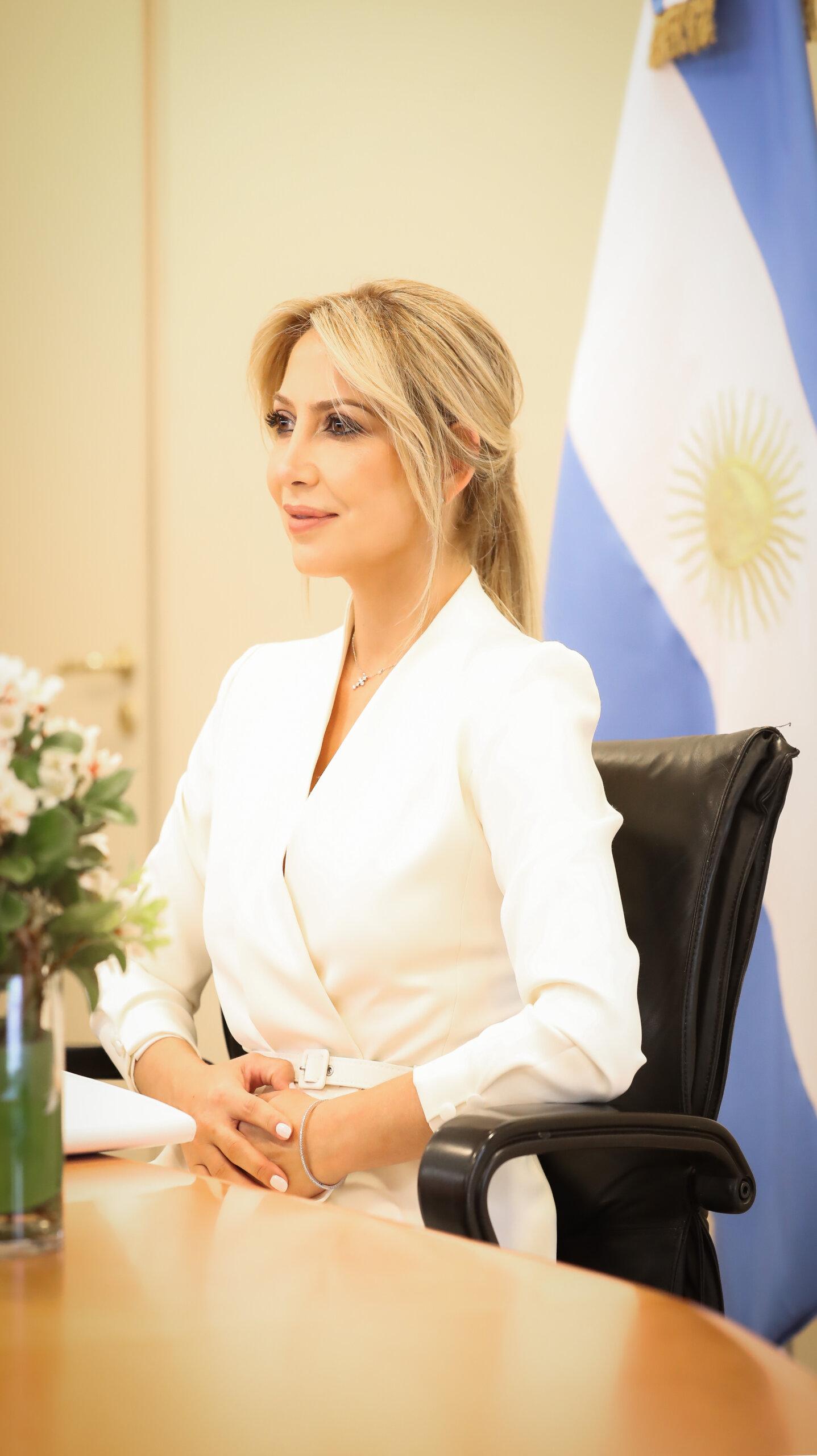 Fabiola Yañez: asume la coordinación general de la alianza de primeras damas latinoamericanas