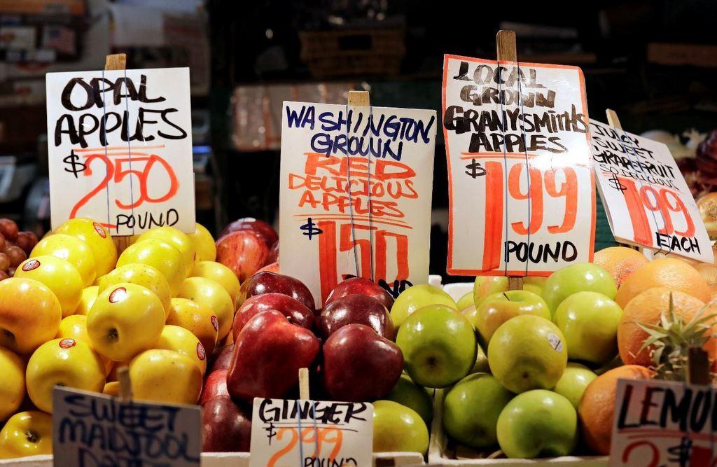 Los precios al consumo suben un 0,4 % en agosto en EE.UU.