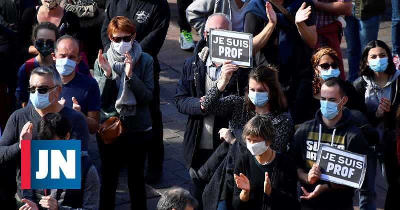 «Je suis prof», el nuevo desafío de los franceses contra el terrorismo
