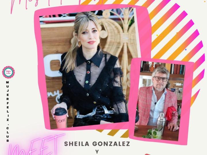 Mujer Feliz te agasaja en el mes de la mujer con el humor de Sheila Gonzalez y Pappo Roca vía streaming