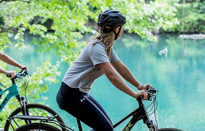 Qué medidas de seguridad hay que tener en cuentapara andar en bicicleta