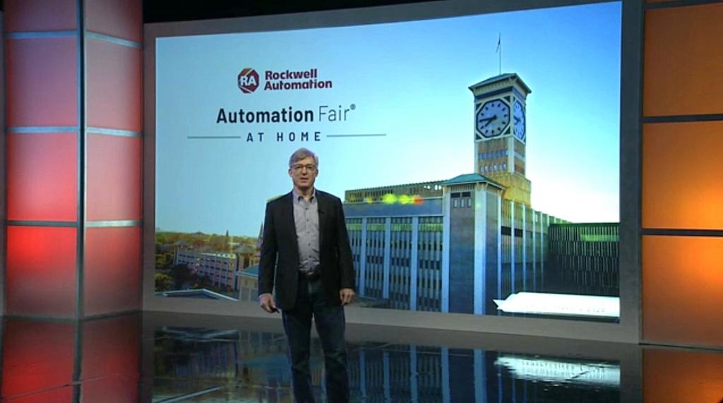 Inició Automation Fair® At Home, el evento de tecnoindustria más grande del mundo
