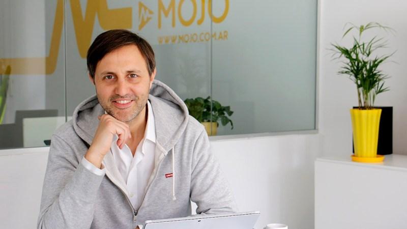 Tomás Talarico creador de MOJO, uniendo artistas con audiencias