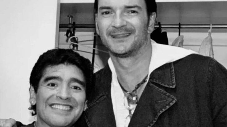 El emotivo mensaje de Arjona para Maradona
