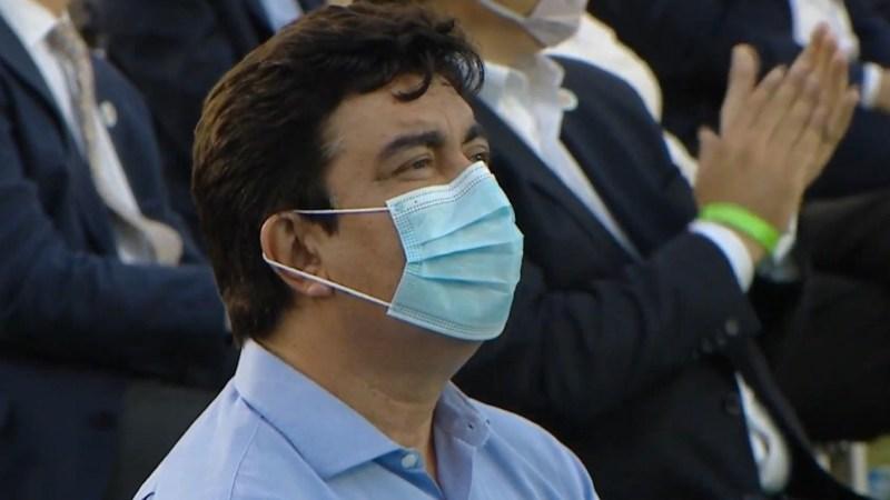 """Espinoza: """"Tenemos vacuna y vamos a salir adelante"""""""