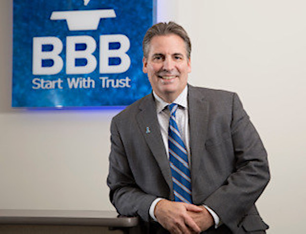 Long-time, experienced Better Business Bureau leader Kip Morse to head IABBB