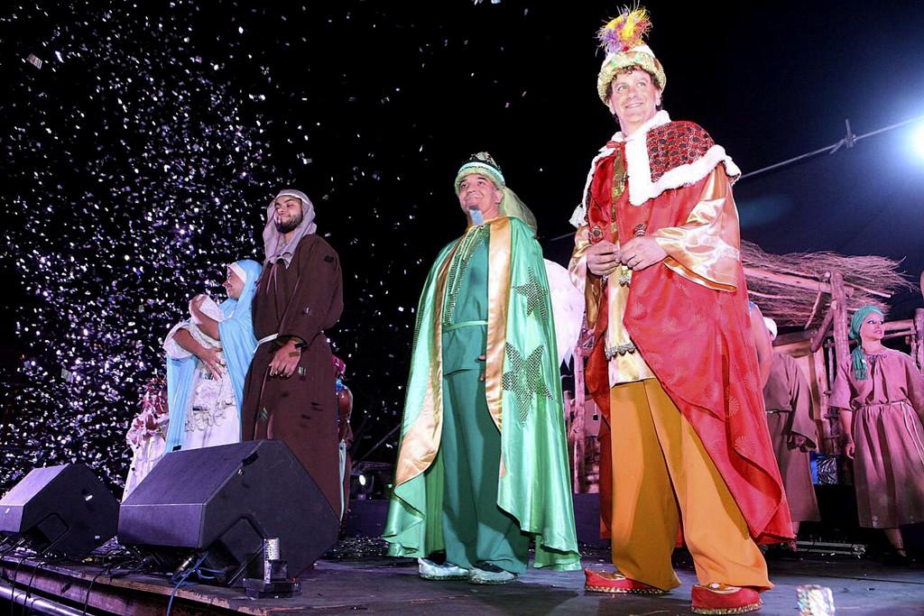 Los Reyes Magos cambian en Mendoza el desfile callejero por la pantalla, debido al coronavirus