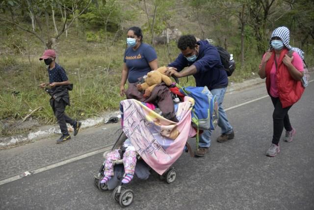 caravanas migrantes