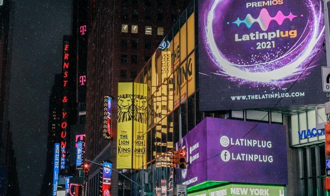 Premios Latin Plug