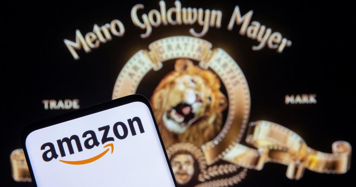 Amazon compra los históricos estudios MGM