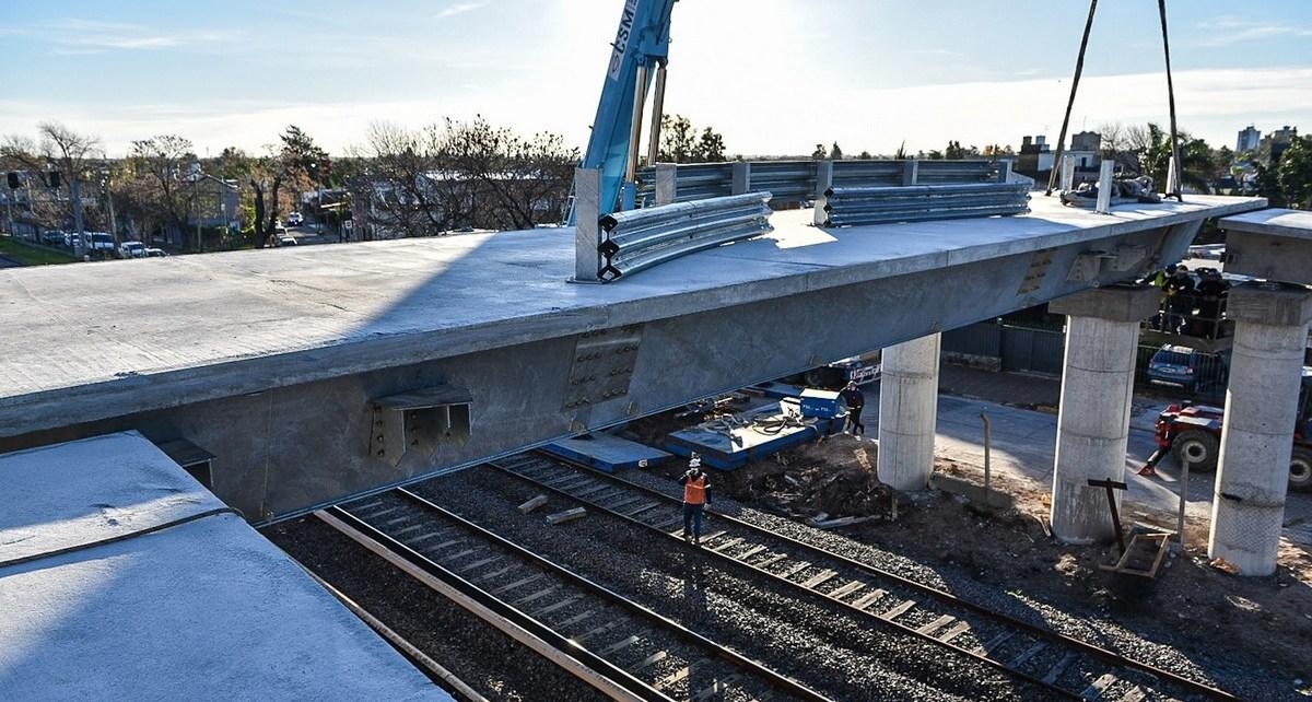 puente modular ferroviario