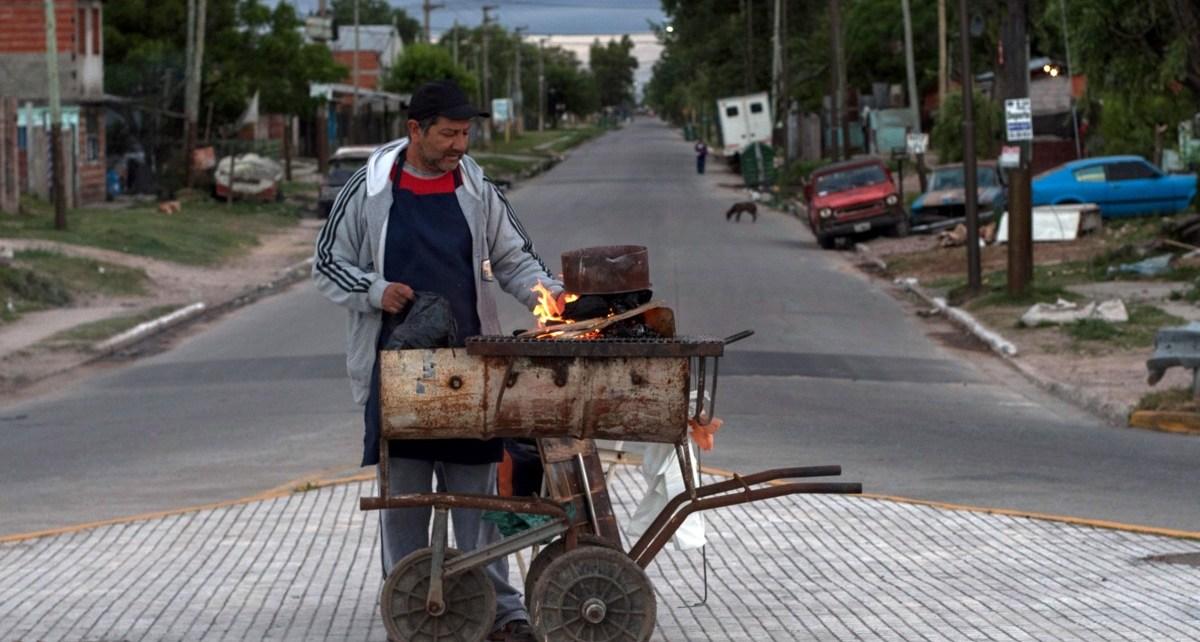 trabajadores en la pobreza