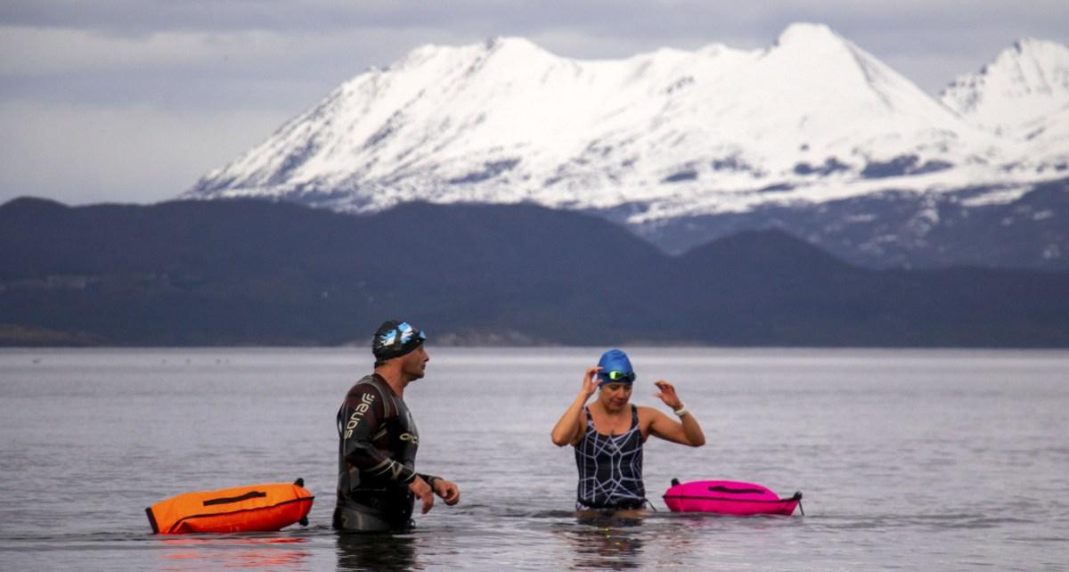 Nadadores de Tierra del Fuego