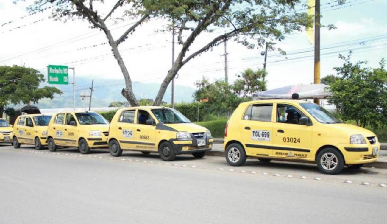 taxis ibague