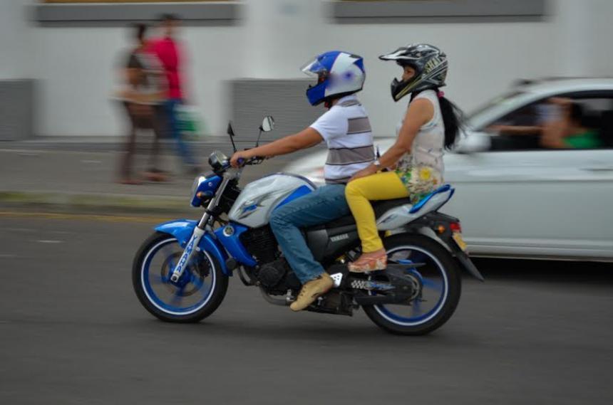 A PARTIR DE HOY RESTRICCIÓN DE MOTOS EN IBAGUÉ. 1