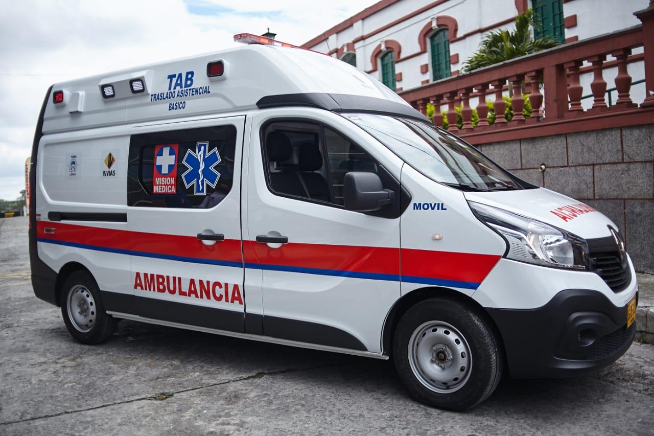 Gobernación del Tolima gestionó recursos para compra de 12 ambulancias. 1