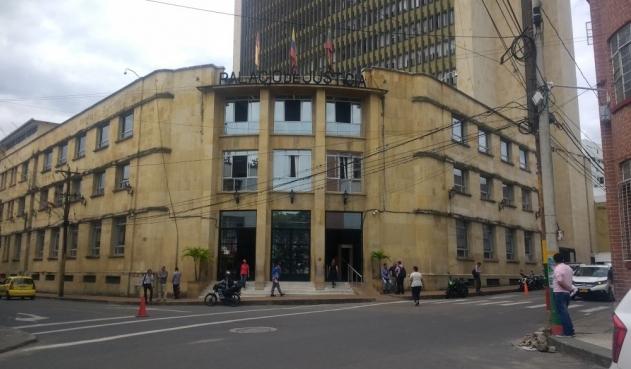 MEDIDA DE ASEGURAMIENTO A FUNCIONARIO DE LA RAMA JUDICIAL DE IBAGUÉ. 1