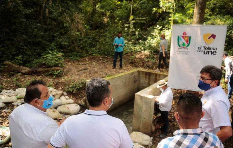 Agricultores de Armero Guayabal se benefician con el distrito de Riego Asomaracaibo. 1