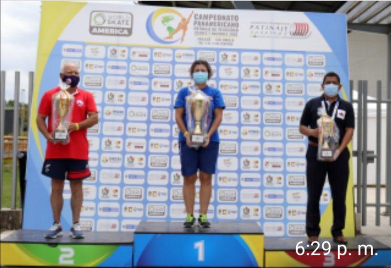 Ibagué y el Tolima los campeones del Panamericano de Patinaje 2021. 1