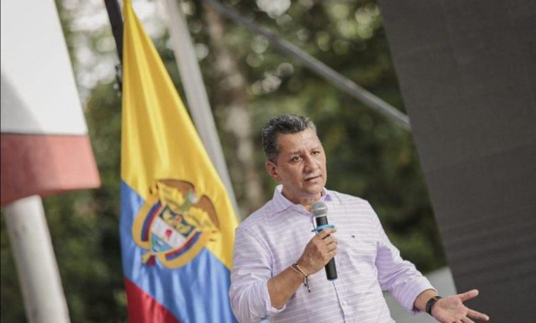 Gobernador Ricardo Orozco resalta nuevas inversiones para el Tolima luego de la visita del presidente Duque. 6