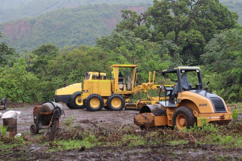 Avanzan obras en la vía Ibagué – Rovira, fortaleciendo el desarrollo vial del Tolima 1