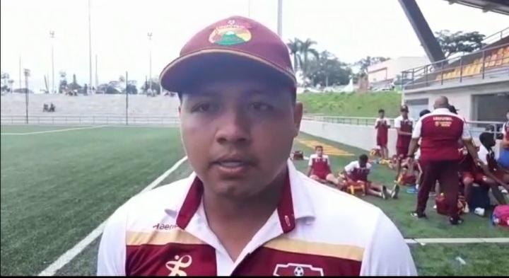 Tolima clasificó a la Final Nacional del Campeonato sub 15 masculino 1