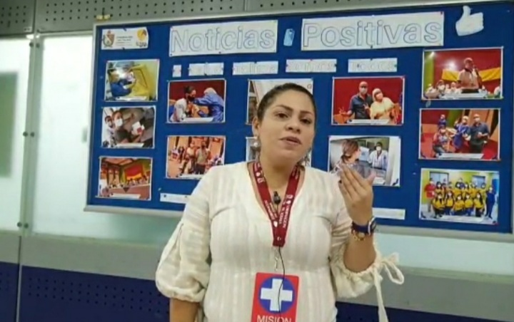 Hoy sábado jornada de vacunación en todo el departamento contra contra Sarampión y Rubéola 1