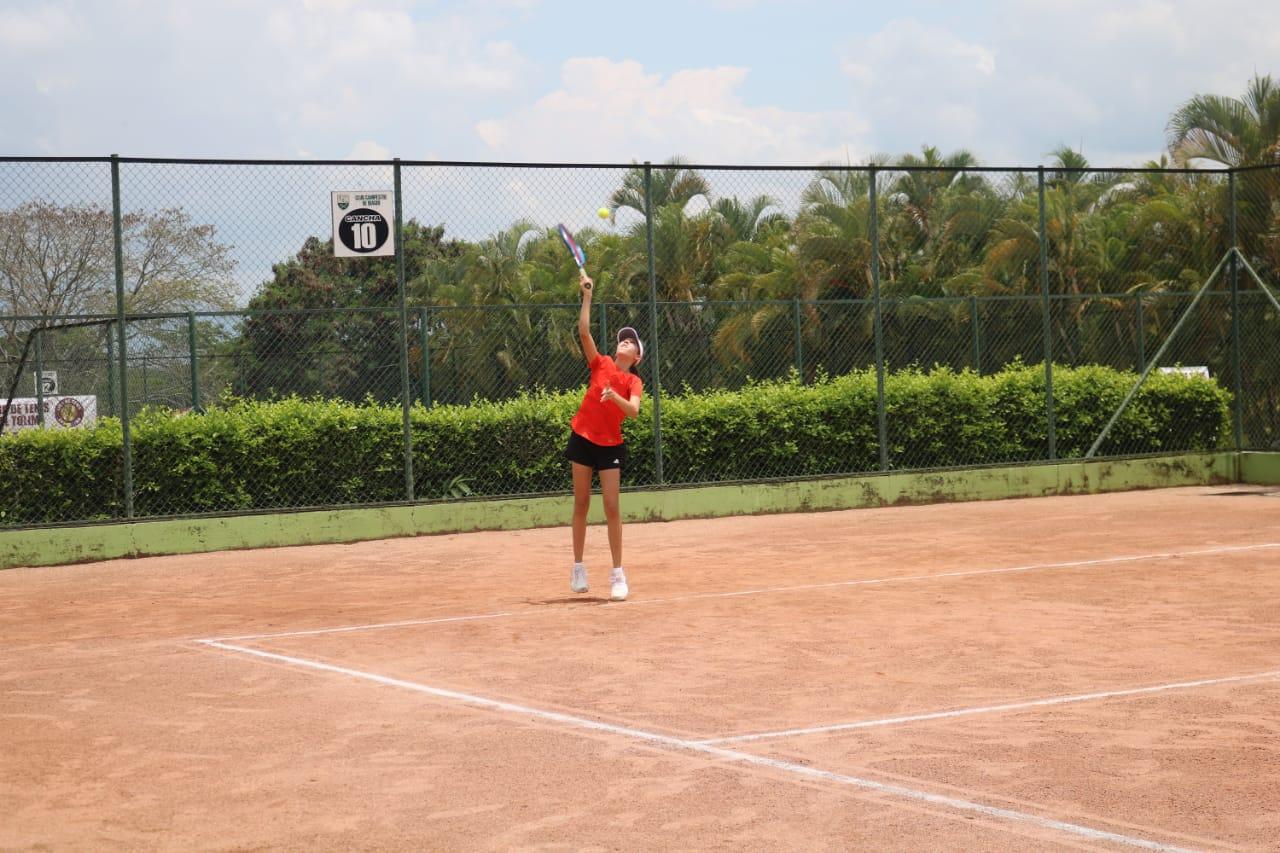 Ibagué tendrá las mejores raquetas juveniles en el Torneo Grado 2 de Tenis de Campo. 1