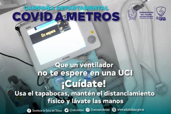 10 nuevas camas UCI serán habilitadas en el Tolima. 2