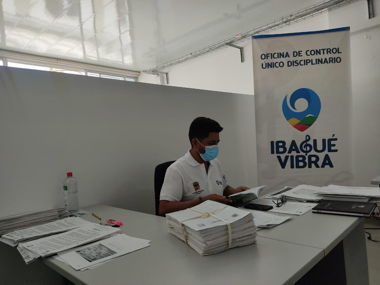 Funcionarios sancionados por faltas disciplinarias en la alcaldía de Ibagué. 1