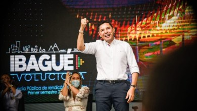 Alcalde Andrés Hurtado rindió cuentas a los ibaguereños. 3