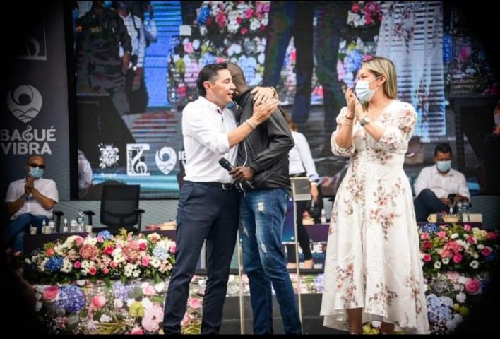 Alcalde Andrés Hurtado rindió cuentas a los ibaguereños. 2