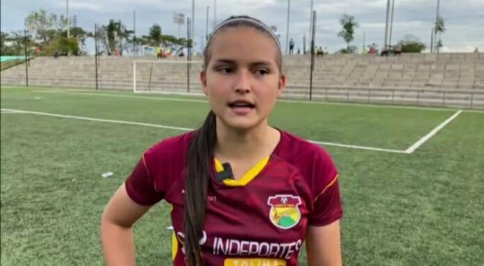 Selección Tolima sub 17 a un paso de la semifinal femenina. 1