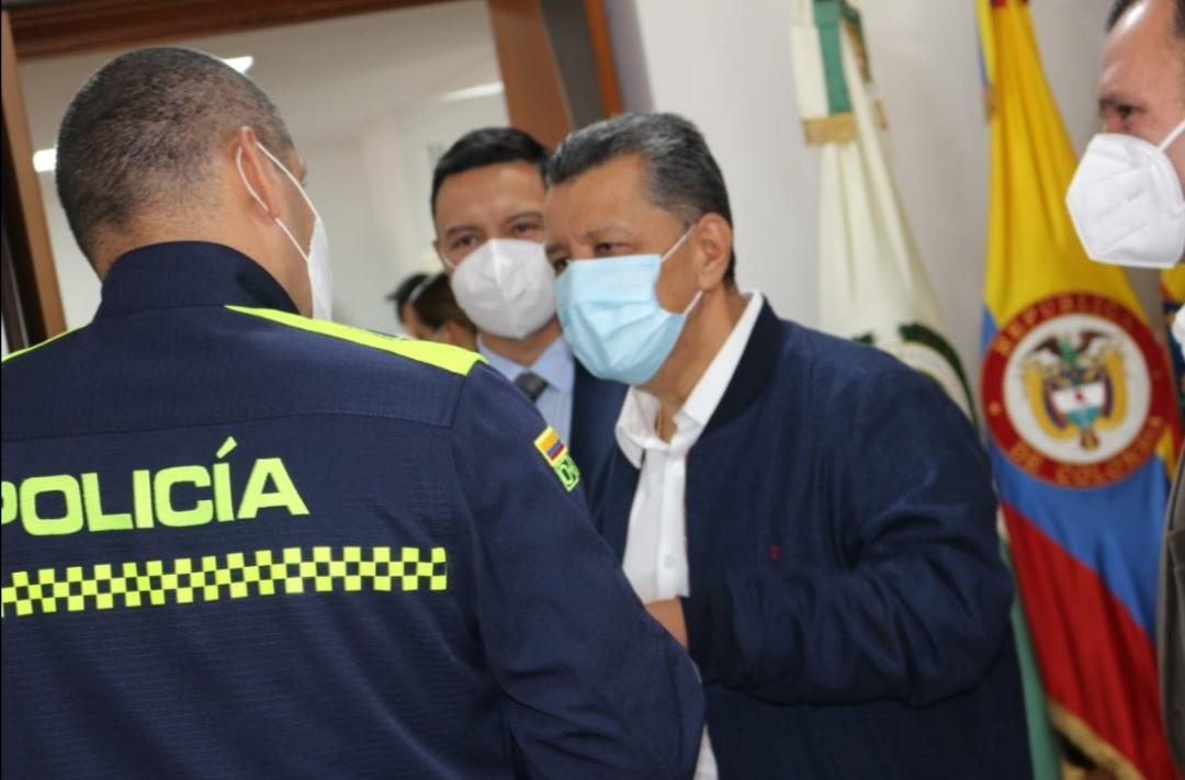 Nuevas medidas de seguridad para Ibagué y el Tolima. 1