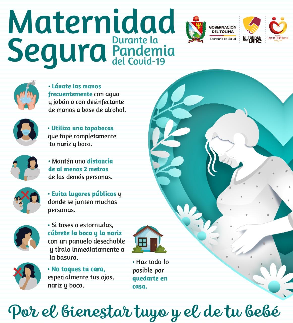 La importancia de la vacunación contra el covid- 19 en mujeres gestantes. 1