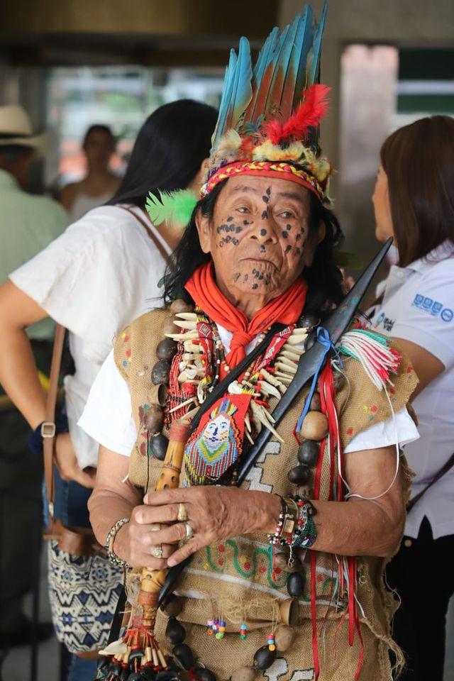 Con sabor a chicha se conmemorará el Día Internacional de los Pueblos Indígenas en Ibagué. 1