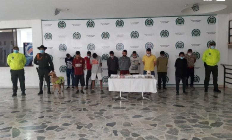 A la cárcel 11 presuntos integrantes del grupo delincuencial Los de la Copropiedad en Ibagué (Tolima) 7