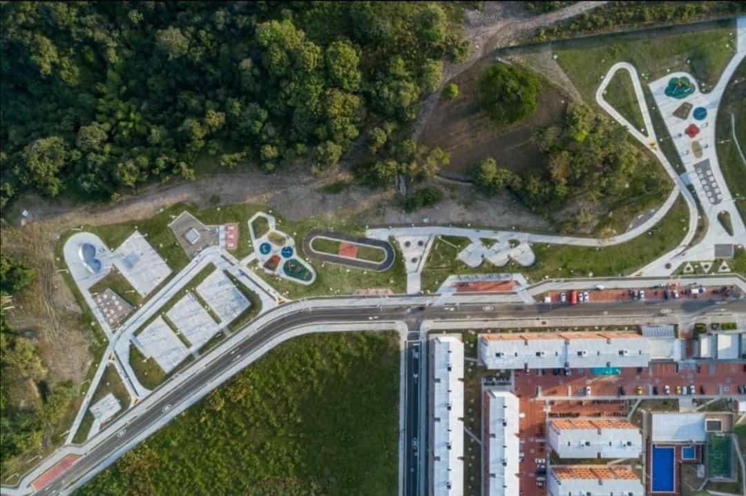Alcaldia de Ibagué entregó el nuevo parque a la comunidad de la Arboleda Campestre. 1