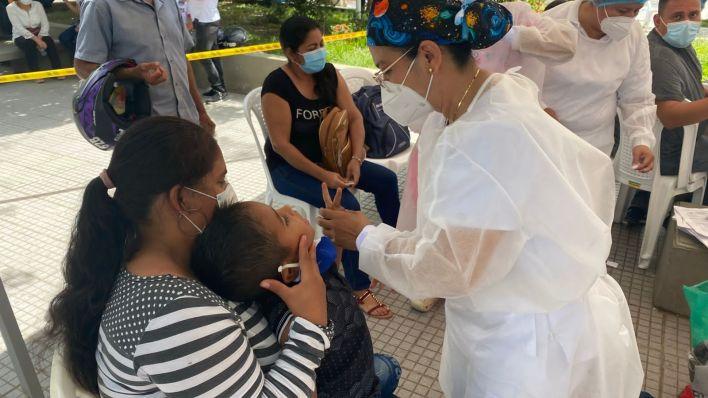 Gran respuesta de la comunidad de Alvarado en Jornada de prevención con especialistas. 2