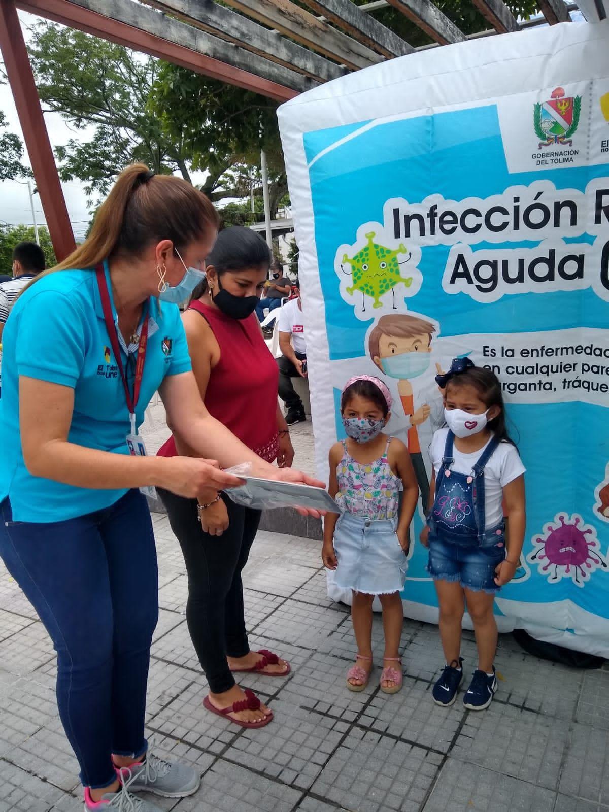 Gran respuesta de la comunidad de Alvarado en Jornada de prevención con especialistas. 1
